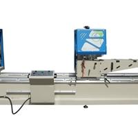 鄧氏切鋁機精密切割鋸 鋁型材雙頭鋸廠家