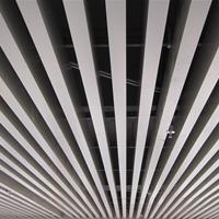 广东德普龙品牌木纹铝方通生产工艺详解