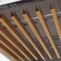 河北50150mm铝方通规格,德普龙铝方通供应