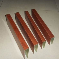 常州型材铝方通装潢安全可靠木纹铝方通厂家