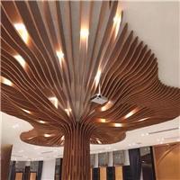 德普龙木纹铝方通厂家