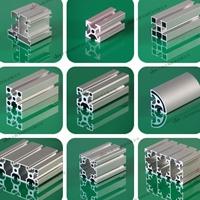 门窗铝型材 工业铝型材 铝单板 幕墙铝型材