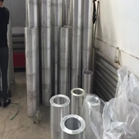 6063-T6平直铝管