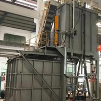 重庆铝合金固溶淬火炉 立式铝合金固溶炉