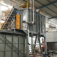 东莞立式快速固溶炉 铝合金T6时效炉