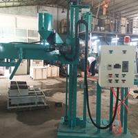 广东移动式喷粉铝液精炼除气机