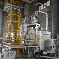 东莞集中熔化炉 塔式中央熔铝炉