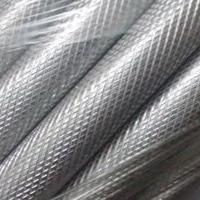 网纹6262拉花铝棒、研磨航空铝7075棒材