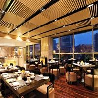供应西餐厅吊顶天花用造型铝方通厂家价格