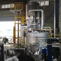 铝合金集中熔化炉 铝合金连续熔化炉