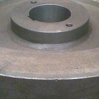 球墨鑄鐵機械配件加工鑄造