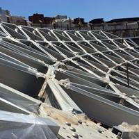 6061-T6铝合金穹顶生产及加工