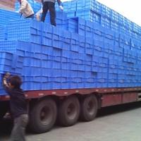 供应农药周转箱加固中空板箱厂家直销抗老化