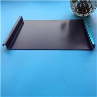 木结构屋面 25-330铝镁锰金属屋面板