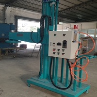 铝水除氢装置 移动式铝水除气精炼机