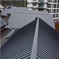 金铄32-310、410铝镁锰金属屋面板