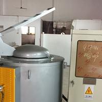 山東坩堝式熔鋁爐 節能坩堝熔鋁爐廠家
