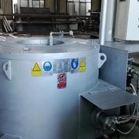 500KG熱交換燃氣熔鋁爐 燃氣式熔鋁爐