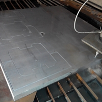 定尺加工超寬鋁板 合金鋁板 超厚鋁板