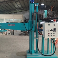 东莞金属液体除气机 铝液自动除气精炼机