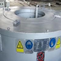 广东蓄热式天然气熔铝炉 燃气环保熔铝炉