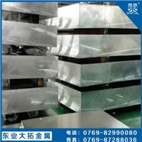 進口5083熱軋高導電鋁板性能