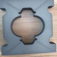 6061-T651工业铝型材加工