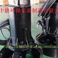 潜水搅拌机安装环境平面尺寸
