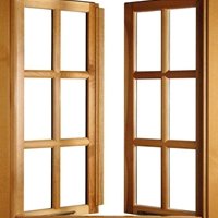FCC55系列隔热平开窗