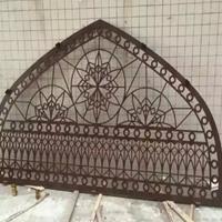 柳州雕花铝窗花装潢厂家直销型材铝窗花装饰