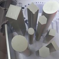6061六角铝棒 对边六角铝棒 四方铝棒