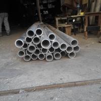 供应无缝铝管 6061铝管 LY12铝管
