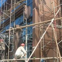 阳极氧化铝单板  金属幕墙装饰板材
