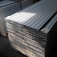 定做供應散熱器 異形鋁材 異形鋁管