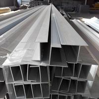 开模定做散热器 异形铝管 异形建材
