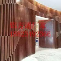 造型幕墙方通_防火铝合金材质