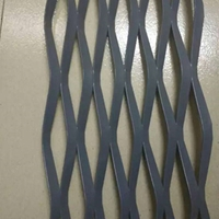 宿州拉伸铝网板装潢  外墙铝板装饰网厂家