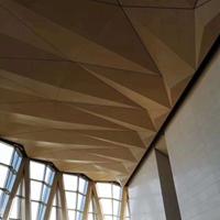 冲孔铝单板 雕刻铝单板 包安装包柱铝单板