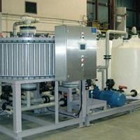 氧化槽铝离子除去装置