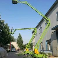 14米曲臂升降機 北海市液壓升降平臺價格