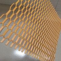 阜阳幕墙装饰铝网板  冲孔铝网板厂家价格