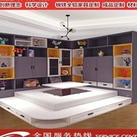全屋家具定制整体榻榻米衣柜衣帽间卧室家具