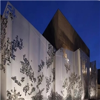 天津雕刻镂空铝单板