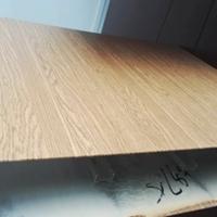 200X200mm鋁方管 木紋鋁方管材料 鋁合金管