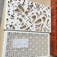 南昌镂空铝单板订做  艺术镂空铝天花厂家