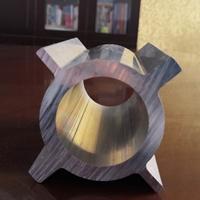 7A04 T6 異形無縫鋁管