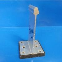 厂家直销铝镁锰板支座 固定支架
