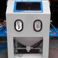 百德铝型材挤压模具自动喷砂机