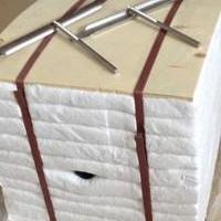 断面3.6米隧道窑高温模块 耐火棉安装施工