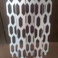 洛阳冲孔长城铝单板 外墙长城凹凸铝单板